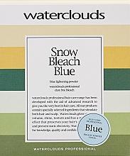 Parfumuri și produse cosmetice Pudră iluminatoare - Waterclouds Snow Bleach Blue