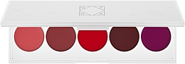 Parfumuri și produse cosmetice Paletă rujuri hidratante - Ofra Signature Palette Lipstick Variety