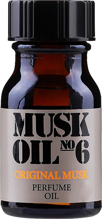 Ulei parfumat pentru corp - Gosh Musk Oil No.6 Perfume Oil