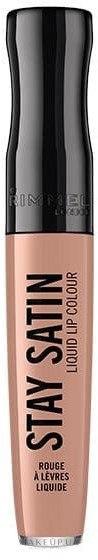Жидкая помада для губ - Rimmel Stay Satin Liquid Lip Color — фото 710 - As If!