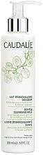 Parfumuri și produse cosmetice Lapte demachiant pentru față și ochi - Caudalie Cleansing & Toning Gentle Cleanser