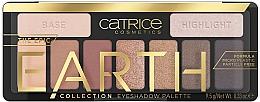 Parfumuri și produse cosmetice Paletă farduri de pleoape - Catrice The Epic Earth Collection Eyeshadow Palette