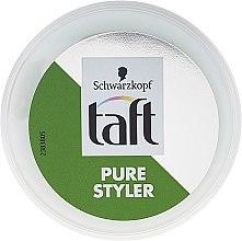Parfumuri și produse cosmetice Gel pentru fixarea coafurii - Schwarzkopf Taft Pure Styler Medium Hold