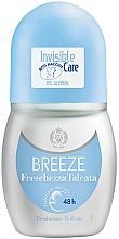 Parfumuri și produse cosmetice Breeze Roll-On Deo Freschezza Talcata - Deodorant Roll-On