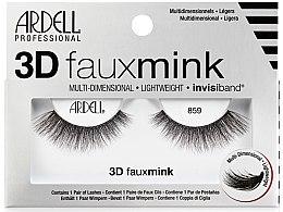 Parfumuri și produse cosmetice Gene false - Ardell 3D Faux Mink 859