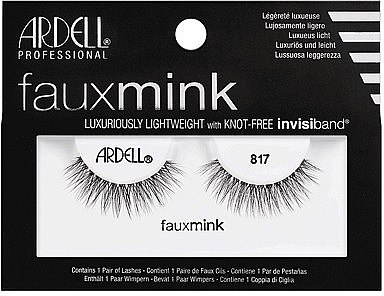 Gene false - Ardell Faux Mink Luxuriously Lightweight 817 — Imagine N1