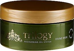 Parfumuri și produse cosmetice Mască nutritivă pentru păr - Vitality's Trilogy Divine Mask