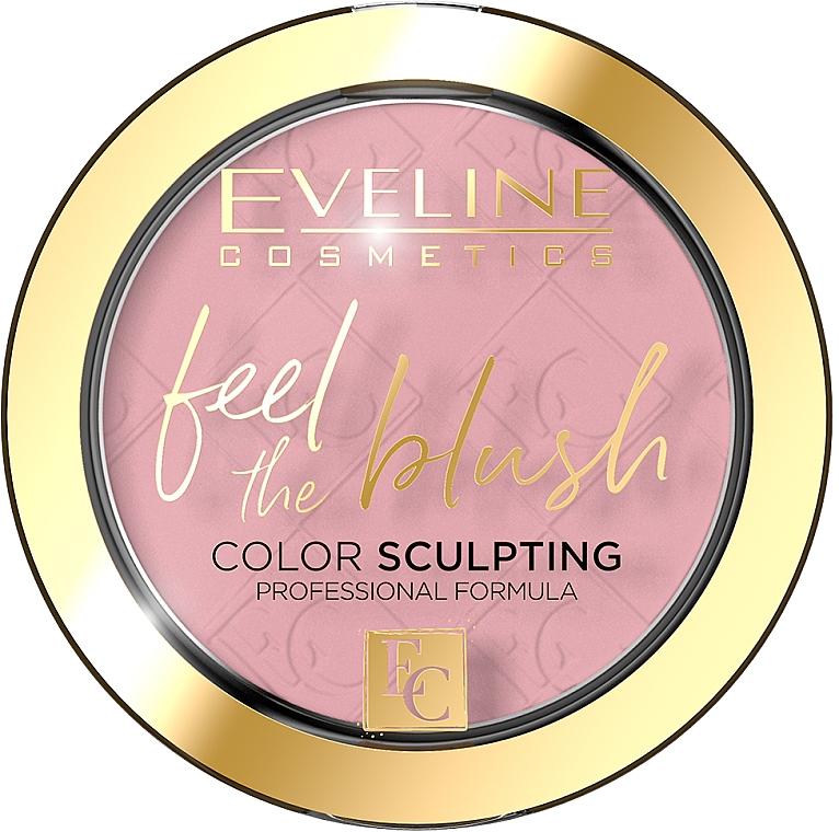 Fard de obraz - Eveline Cosmetics Feel The Blush