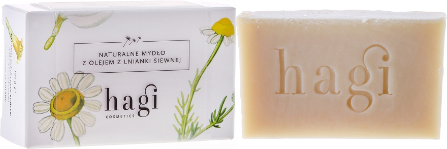 Săpun natural cu ulei de semințe - Hagi Soap — Imagine N1