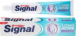 Parfumuri și produse cosmetice Pastă de dinți - Signal Long Active Intensive Cleaning