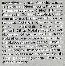 Cremă de față - Isabelle Lancray Vitamina Fruity Creamy Gel — Imagine N5
