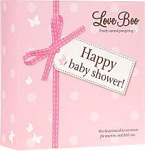 Parfumuri și produse cosmetice Set - Love Boo Happy Baby Shower (sh/gel/250ml + sh/gel/50ml)