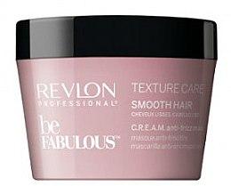 Parfumuri și produse cosmetice Masca pentru netezirea părului - Revlon Professional Be Fabulous Smooth Hair Mask