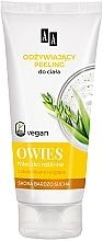 """Parfumuri și produse cosmetice Peeling nutritiv pentru corp """"Ovăz"""" - AA Vegan Peeling"""