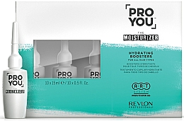 Parfumuri și produse cosmetice Booster hidratant pentru păr - Revlon Proyou The Moisturizer Booster