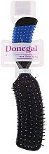 Parfumuri și produse cosmetice Perie de păr, 9011, albastră - Donegal
