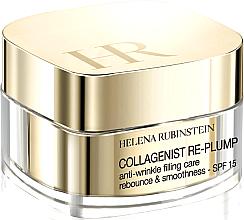 Parfumuri și produse cosmetice Антивозрастной крем для нормальной и комбинированной кожи - Helena Rubinstein Collagenist Re-Plump SPF 15