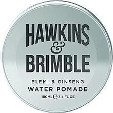 Parfumuri și produse cosmetice Pomadă de păr - Hawkins & Brimble Elemi & Ginseng Water Pomade