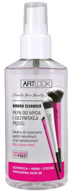 Soluție curățare pensule de make-up - Art Look Brush Cleaner