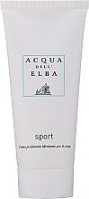Parfumuri și produse cosmetice Acqua Dell Elba Sport - Cremă de corp