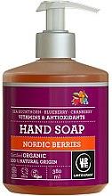 Parfumuri și produse cosmetice Săpun pentru mâini - Urtekram Nordic Berries Hand Soap