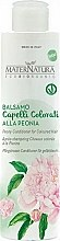 Parfumuri și produse cosmetice Balsam pentru păr vopsit - MaterNatura Peony Conditioner for Colour-treated Hair