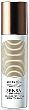 Parfumuri și produse cosmetice Spray cu protecție solară pentru corp SPF15 - Kanebo Sensai Cellular Protective Spray For Body