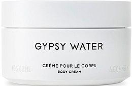 Parfumuri și produse cosmetice Byredo Gypsy Water - Cremă de corp