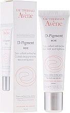 Parfumuri și produse cosmetice Cremă împotriva petelor pigmentare - Avene Eau Thermale D-Pigment Dark Spot Lightener