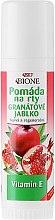Parfumuri și produse cosmetice Balsam de buze - Bione Cosmetics Pomegranate Lip Balm With Antioxidants