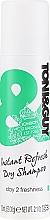Parfumuri și produse cosmetice Șampon uscat pentru păr - Toni & Guy Cleanse Dry Shampoo