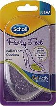Parfumuri și produse cosmetice Branturi gel pentru pantofi - Scholl Party Feet Ultra Slim Invisible Gel Cushions