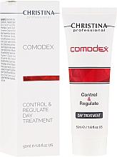 Parfumuri și produse cosmetice Ser-Control de zi - Christina Comodex Control&Regulate Day Treatment