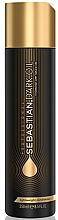 Parfumuri și produse cosmetice Balsam hidratant pentru strălucirea părului - Sebastian Professional Dark Oil