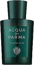 Parfumuri și produse cosmetice Acqua di Parma Colonia Club - Apă de colonie