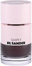 Parfumuri și produse cosmetice Jil Sander Simply Poudree Intense - Apă de parfum