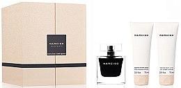 Parfumuri și produse cosmetice Narciso Rodriguez Narciso - Set (edt/90ml + sh/cr/75ml + b/lot/75ml)