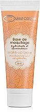 Parfumuri și produse cosmetice Bază de machiaj cu efect de hidratare - Couleur Caramel Make Up Base