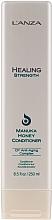 Parfumuri și produse cosmetice Balsam nutritiv - Lanza Healing Strength Manuka Honey Conditioner