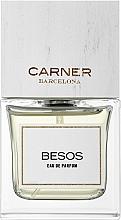 Parfumuri și produse cosmetice Carner Barcelona Besos - Apă de parfum