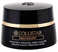 Parfumuri și produse cosmetice Mască pentru față și gât - Collistar Nero Sublime Mask (tester)