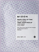 Parfumuri și produse cosmetice Mască de țesut - Mizon Enjoy Vital-Up Time Lift Up Mask