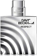 Parfumuri și produse cosmetice David Beckham Respect - Apă de toaletă (tester cu capac)