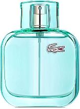 Parfumuri și produse cosmetice Lacoste Eau De L.12.12 Pour Elle Natural - Apa de toaletă