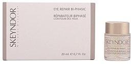 Parfumuri și produse cosmetice Gel pentru pleoape - Skeyndor Natural Defence Eye Repair Bi-Phasic