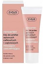 Parfumuri și produse cosmetice Cremă pentru fixarea protezelor dentare - Ziaja Mintperfekt