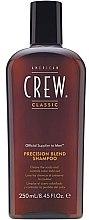 Parfumuri și produse cosmetice Șampon pentru părul cărunt vopsit - American Crew Classic Precision Blend Shampoo