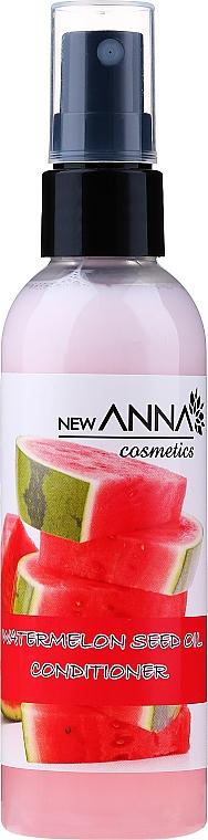 Несмываемый кондиционер для волос с маслом семян арбуза - New Anna Cosmetics — фото N1