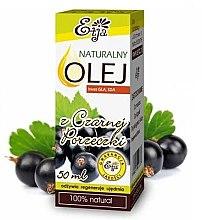 Parfumuri și produse cosmetice Ulei natural din semințe de coacăză neagră - Etja Natural Oil