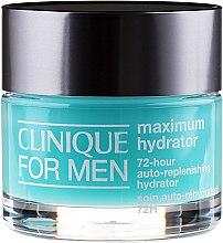 Parfumuri și produse cosmetice Cremă de față, pentru bărbați - Clinique For Men Maximum Hydrator 72-hour Auto-Replenishing